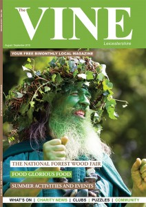 THE VINE August 2015 COVER