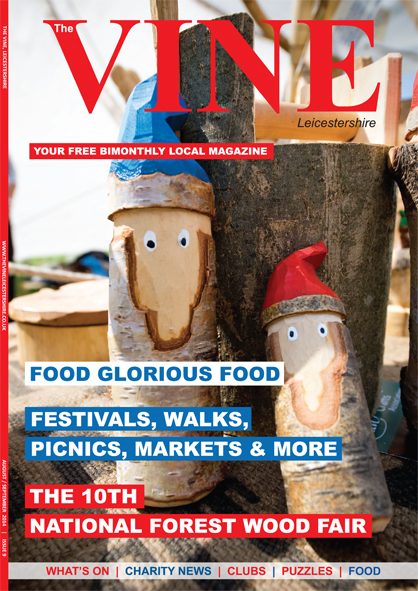 The Vine August 2014 Cover