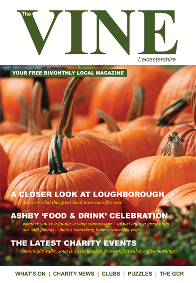 The Vine Oct 2013 COVER