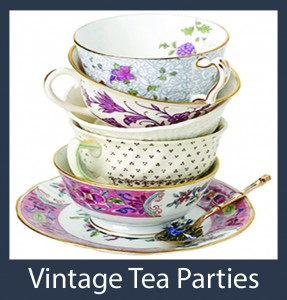 Vintage Tea Parties - Business Directory